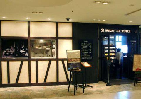 ブレッツカフェ クレープリー 名古屋タワーズプラザ店