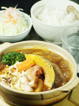 土鍋ハンバーグ 北斗星 狸小路5丁目店のおすすめ料理1