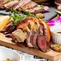 料理メニュー写真肉盛りプレート