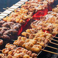 串焼き7種盛り