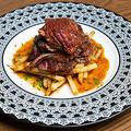料理メニュー写真特選牛ハラミのグリリアータ