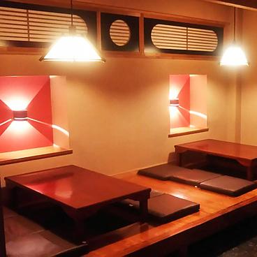 HOMURA ほむら 川越居酒屋ダイニングの雰囲気1