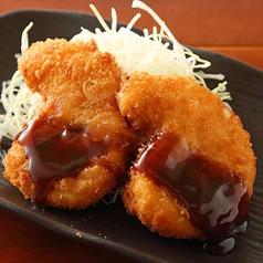 料理メニュー写真海鮮クリ~ムコロッケ