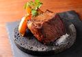 料理メニュー写真【ブラックアンガス牛】肩ロースステーキ