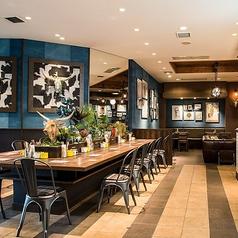 肉が旨いカフェ NICK STOCK ニックストック 大阪 本町通店の雰囲気1