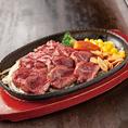 ◇当店ではお好み焼きだけでなく、ステーキもお召し上がり頂けます!ぼんくらステーキやヘルシーなハラミステーキなどボリューム抜群のステーキを是非ご賞味ください!