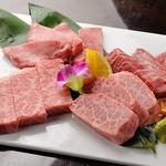 全国各地のこだわりのお肉を使っています!脂と赤身の質にとことんこだわった逸品。
