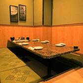 4~8名部屋『飲み会・コンパ等々』10名未満の宴会に◎  ※画像は系列店