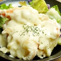 料理メニュー写真蟹かまマヨ