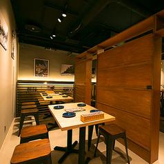 #お肉とワイン next..肉MARKET 天王寺店の雰囲気1