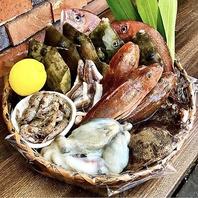 新鮮な鮮魚の種類が豊富★お魚と言ったらひもの亭♪