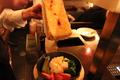 料理メニュー写真ラクレットチーズ(温野菜と)