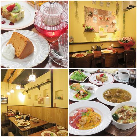 絶品!!新宿中村屋直伝のカレーをはじめ、本格的な洋食がお手頃な価格で食べられる♪
