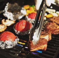 ROOF TOP TERRACE ビアガーデン&BBQ メリケン金山のおすすめ料理1