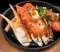 料理メニュー写真ずわい蟹のステーキ