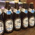 牡蠣に合うお酒も各種ご用意!宇久自慢のお料理と美味しいお酒をご堪能ください。