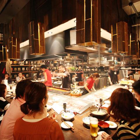 看板のない渋谷・西麻布の超人気店◆名物博多串焼きにもつ鍋!宴会席は完全個室完備!
