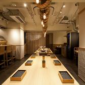 海鮮串天ぷら 中野家 東中野店の雰囲気3