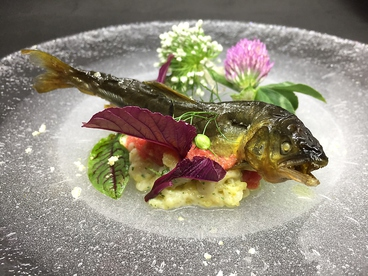 GINZA NARASHIBAのおすすめ料理1