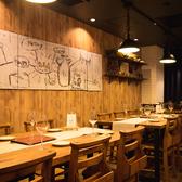 チーズチーズカフェ CCC 三宮店の雰囲気3