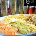 料理メニュー写真Pastaも豊富にご用意!日替わりでその日の旬を!麺は1本1本の太さや味を具材によって使い分け!