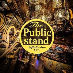 The Public stand パブリックスタンド 阪急東通り店