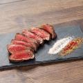 料理メニュー写真牛ランプ肉 120g/200g