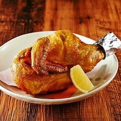『つぼ八北海道キッチン直送』若鶏半身揚げ