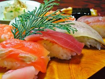 舎利寺 生野寿司のおすすめ料理1