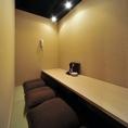 【2階】 掘りごたつ個室は、8名様向けのお部屋。