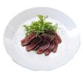 料理メニュー写真世羅みのり牛自家製ローストビーフ