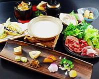 奈良の郷土料理「飛鳥鍋」を堪能!コース3500円