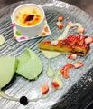 料理メニュー写真デザート盛り合わせ(おまかせ3品)