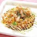 料理メニュー写真お豆腐のお好み焼き
