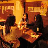 cafe de フウカ 1BAN CHO BARの雰囲気2