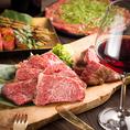【サーロインステーキ】A5ランクのお肉を使用。柔らかくジューシー♪