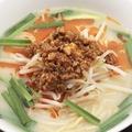 料理メニュー写真台湾豚骨ラーメン