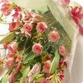 記念日に~楽しい瞬間をお届けします☆花束手配サービスに、無料動画撮影☆メモリアルプレートプレゼントも大好評☆ケーキ持込も無料で~お楽しみ頂けます♪
