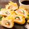 タラコとささみのクリームチーズ天ぷら