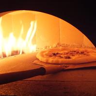 本格窯焼きピッツァをリーズナブルにご提供★
