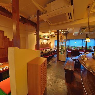 仙台旬感居酒屋 杜の味土心の雰囲気1
