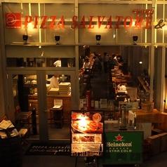 サルヴァトーレ クオモ SALVATORE CUOMO &GRILL 京都 三条京阪の外観2