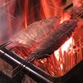 料理メニュー写真カツオのわら焼き