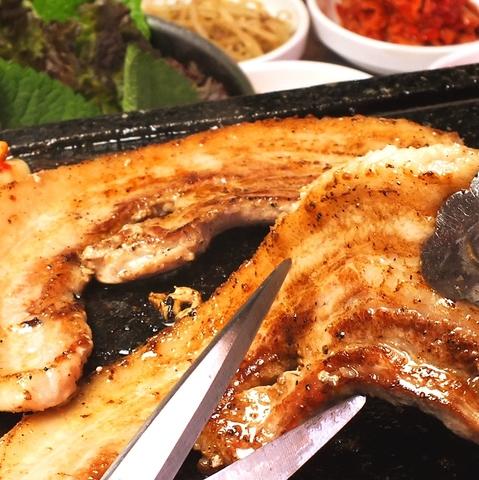 【充実】韓国焼酎(ソジュ)も飲み放題!メニューの中から6品選べる料理+3H飲放付5000円!(税込)