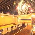 【別館パーティスペース 3階 24時間対応】 最大80名様までご利用可能♪ 同窓会、歓迎会、送迎会、オフ会、クリスマスパーティー、結婚式2次会、ウエディングパーティーなどに最適!