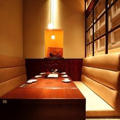 4名様~6名様に最適完全個室!個室のみ予約OK。お電話でご予約ください。