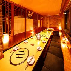 焼肉 牛玄 ぎゅうげん 渋谷店の雰囲気1