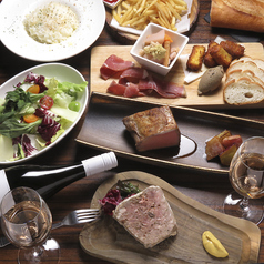 Wine&Dining Cafe BRALIBAのコース写真