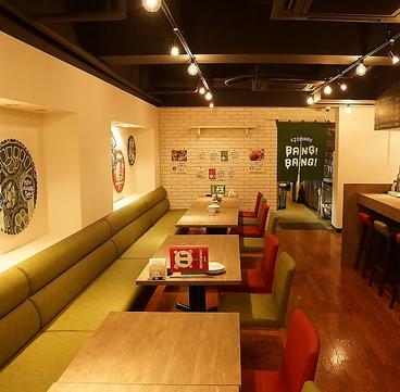 北海道イタリアン居酒屋 エゾバルバンバン 高松店の雰囲気1