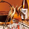 料理メニュー写真岐阜県産 鮎の塩焼き
